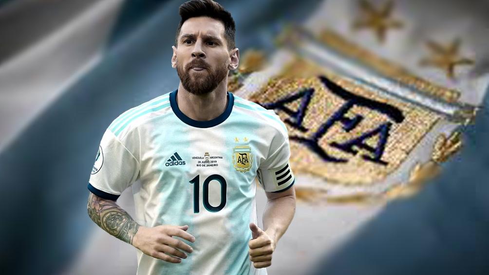 Messi tuvo en Barcelona una temporada atípica ya que apenas logró un título