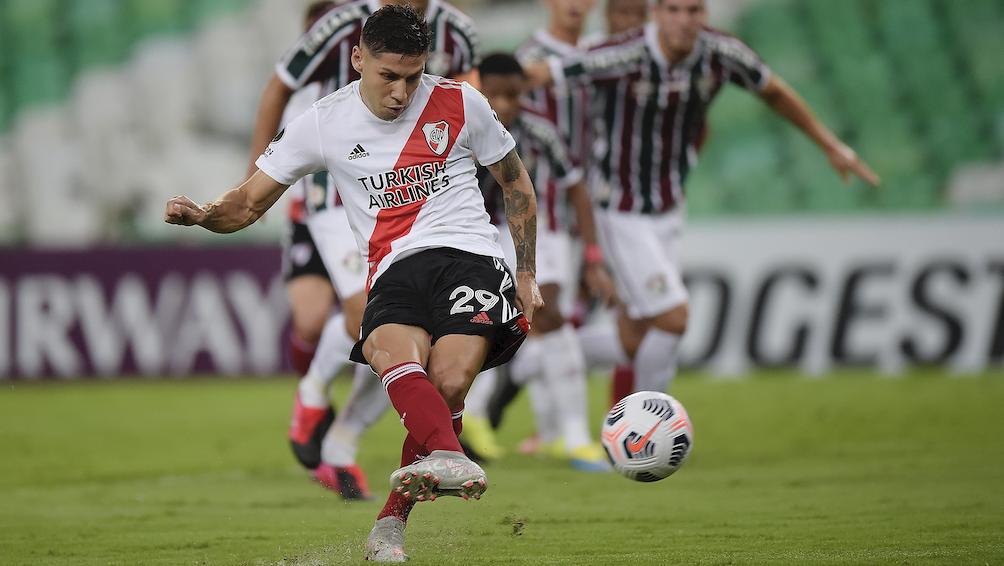 River debería jugar el martes ante Fluminense en el Monumental.