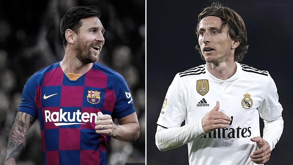 Real Madrid dejó atrás al Barcelona de Messi.