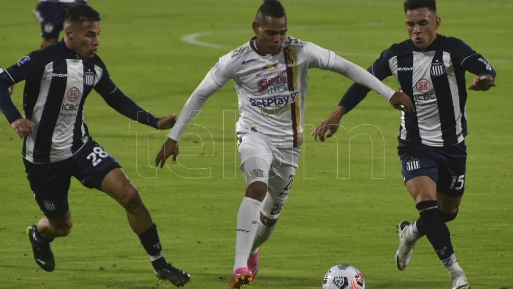 Talleres de Córdoba cierra su participación en la Sudamericana.