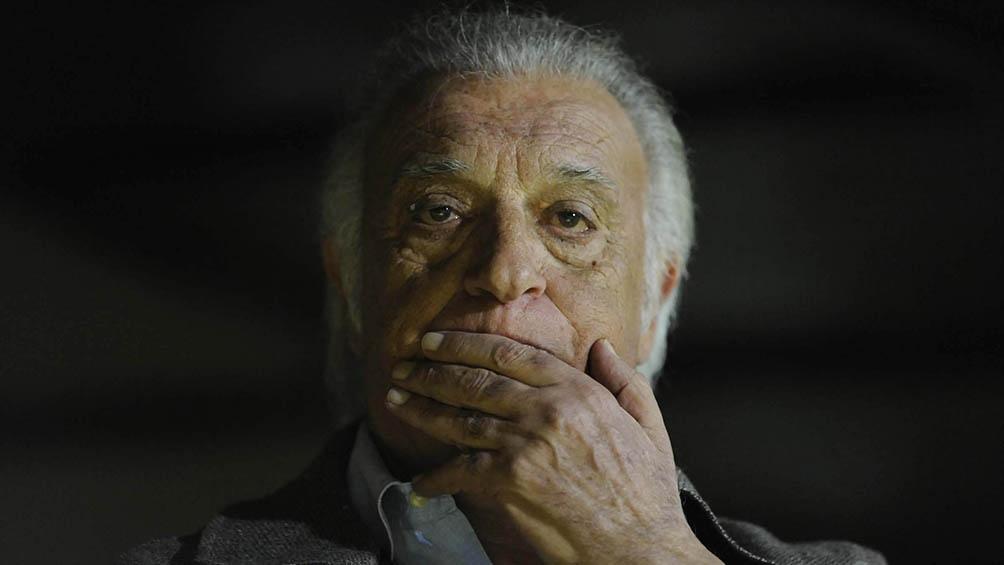 Por su edad y sus antecedentes, Alfio Basile es un paciente de riesgo.