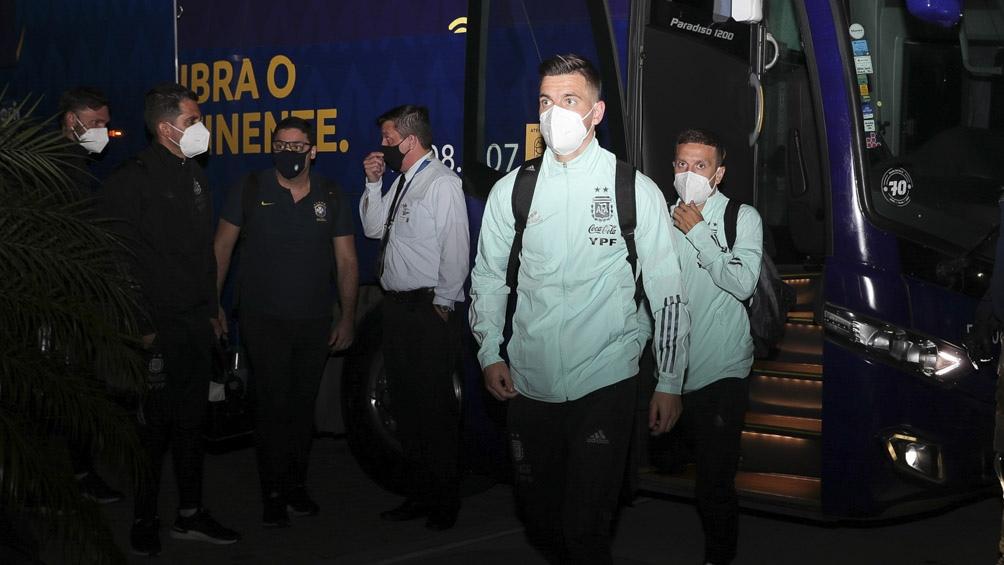 El seleccionado argentino intentará asegurar su clasificación a los cuartos de final de la Copa América Brasil 2021