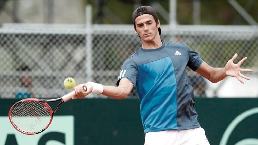 Federico Coria quedó afuera de Wimbledon (foto archivo).
