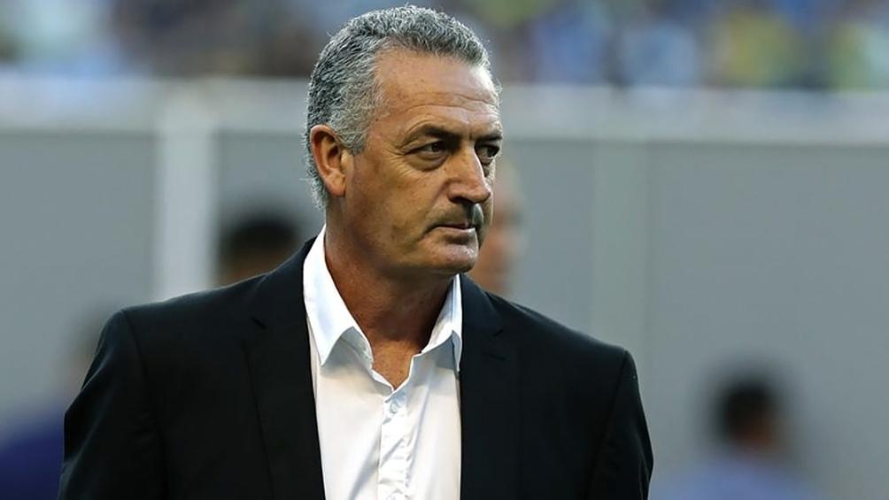 Alfaro y el desafío de enfrentar a Argentina.