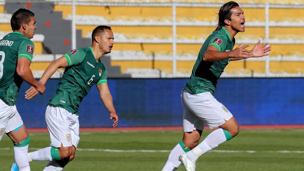 Moreno Martins está afuera del partido del viernes ante Chile por haber dado positivo en coronavirus.