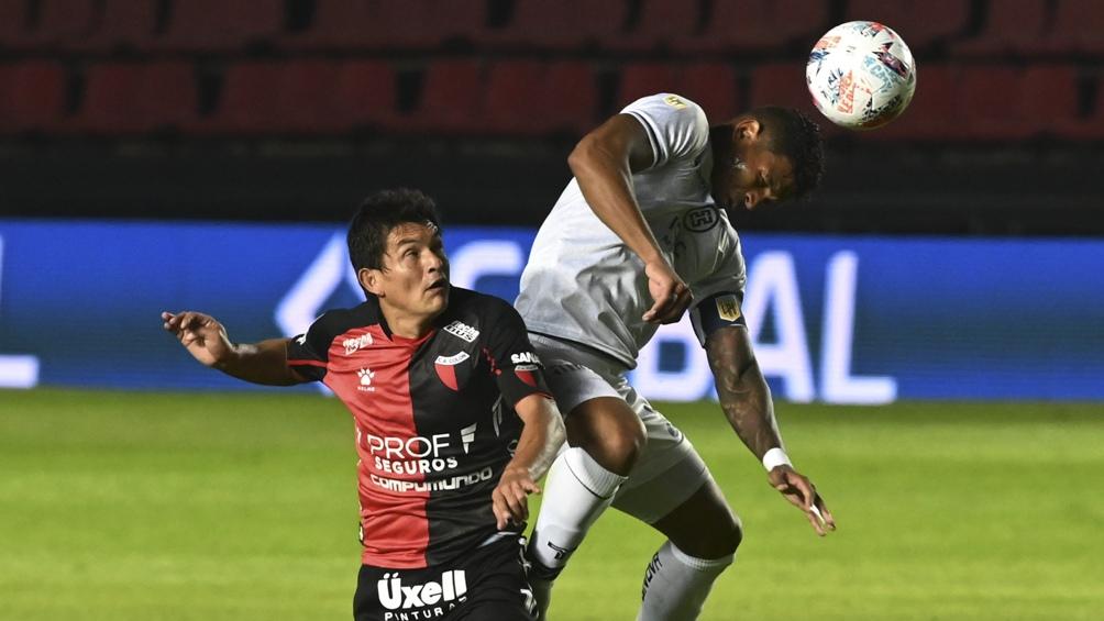 Luis Rodríguez, la figura de Colón Campeón de la Copa LFP, se acerca a Gimnasia