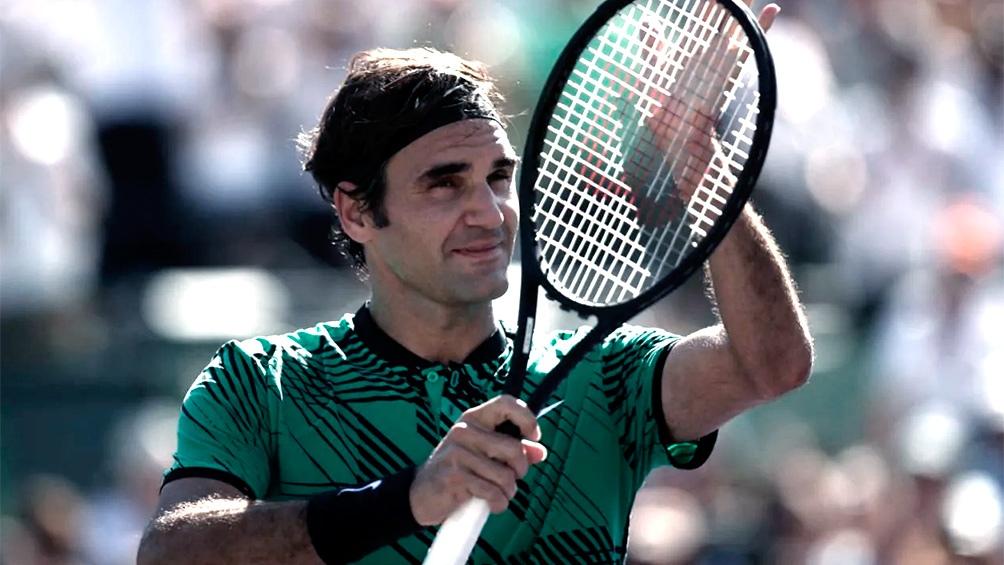 Antes de que comenzara el torneo, Federer había puesto en duda su presencia en el Grand Slam francés..