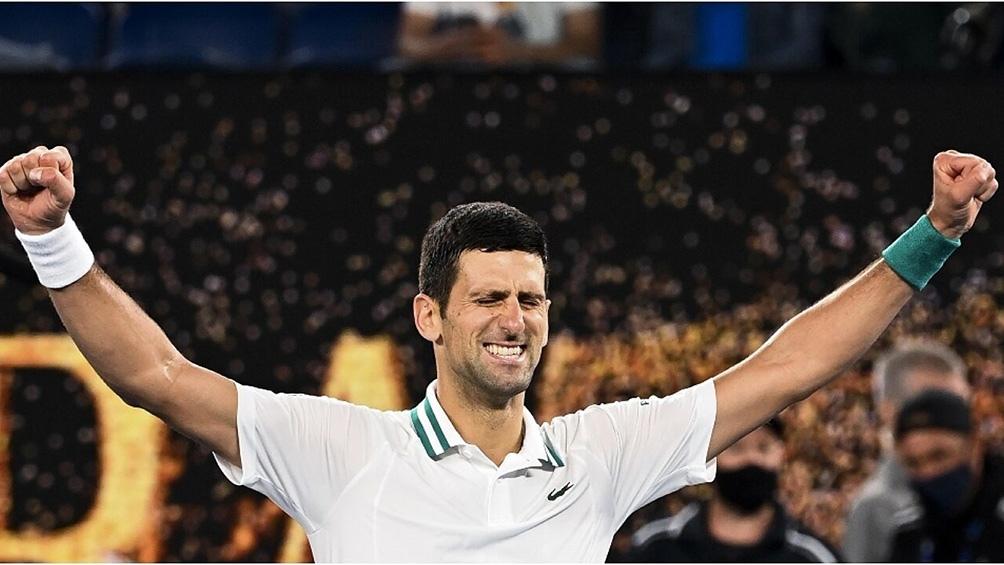 Djokovic intentará alcanzar el récord de 20 grandes que por el momento comparten Federer y Nadal.