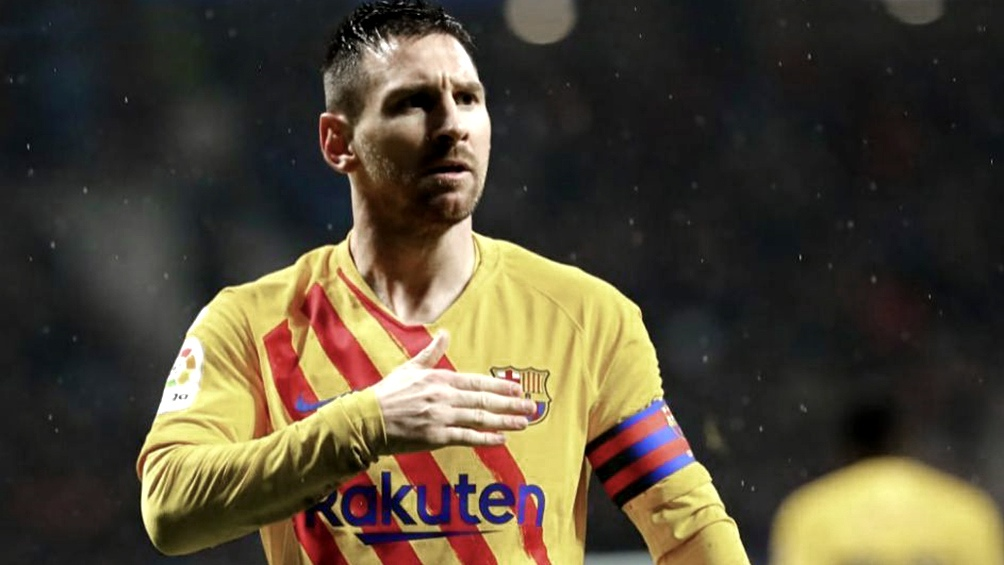 Messi podría pasar dentro de unos años a Miami