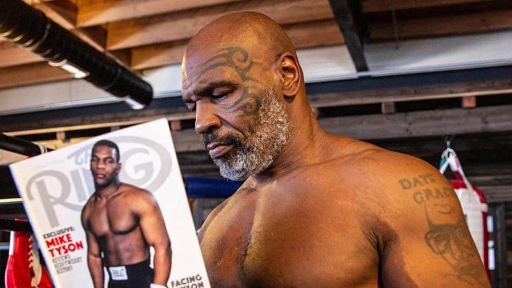 Tyson criticó a su compatriota Floyd Mayweather