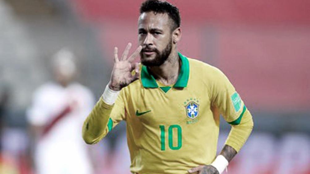 Neymar fue irónico y crítico con la organización de la Copa América.