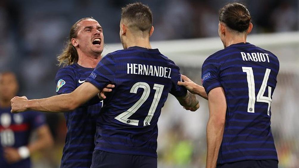 Francia es el campeón del mundo y tiene la clasificación asegurada