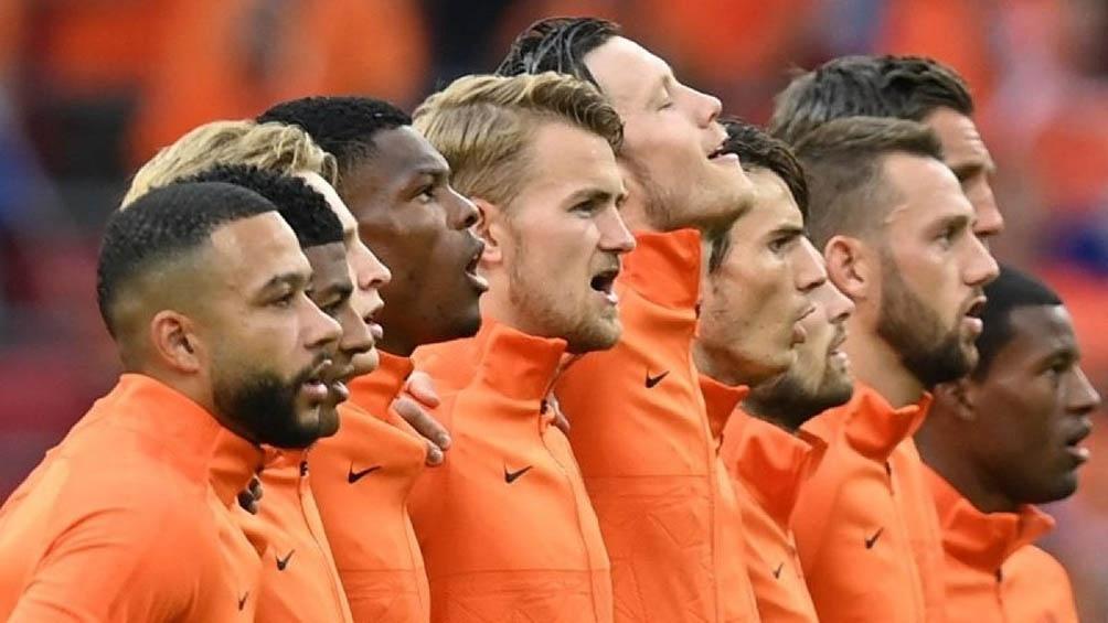 Países Bajos jugará este domingo con República Checa