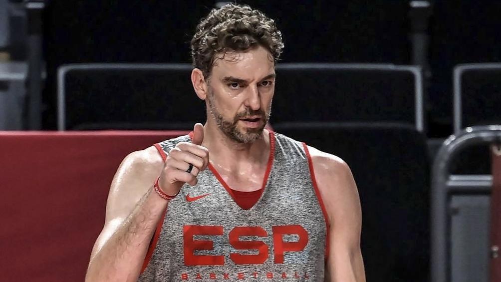 A los 41 años, Gasol disputa su quinta cita olímpica.