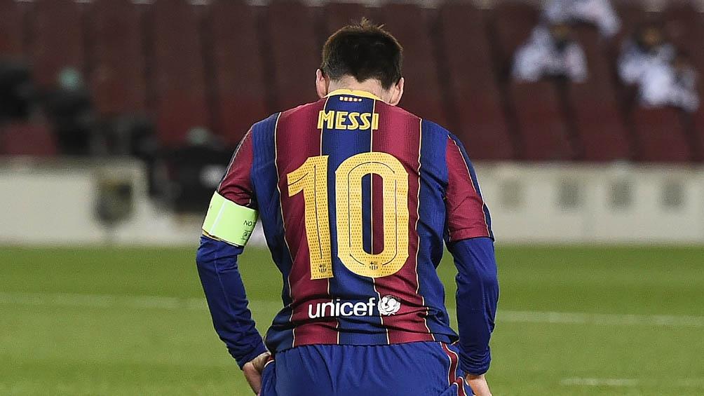 Barcelona hace todo lo posible para retener a Messi.