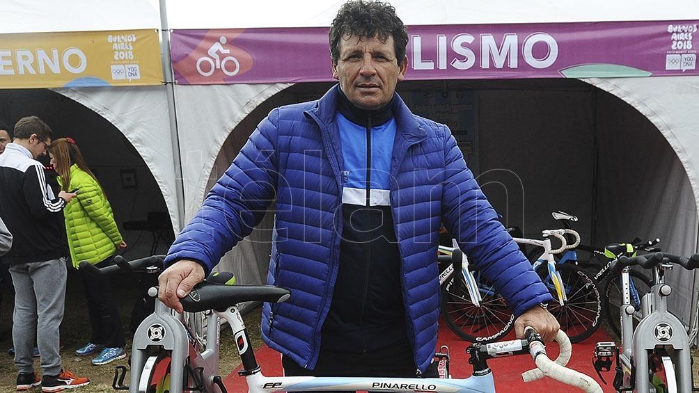 Juan Curuchet participó en seis citas olímpicas. Además fue 16 veces campeón argentino.