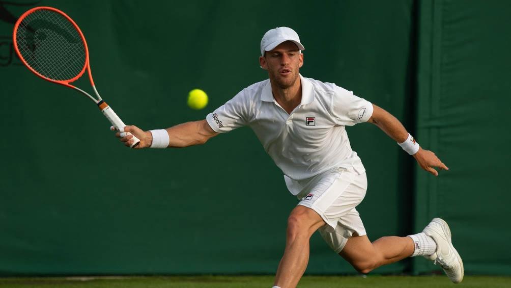 Vencedor en las rondas previas del francés Benot Paire (46) y el británico Liam Broady (143), Schwartzman había superado al húngaro la anterior vez que se enfrentaron