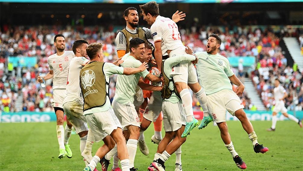 España aguardará en la semifinal por Bélgica o Italia.