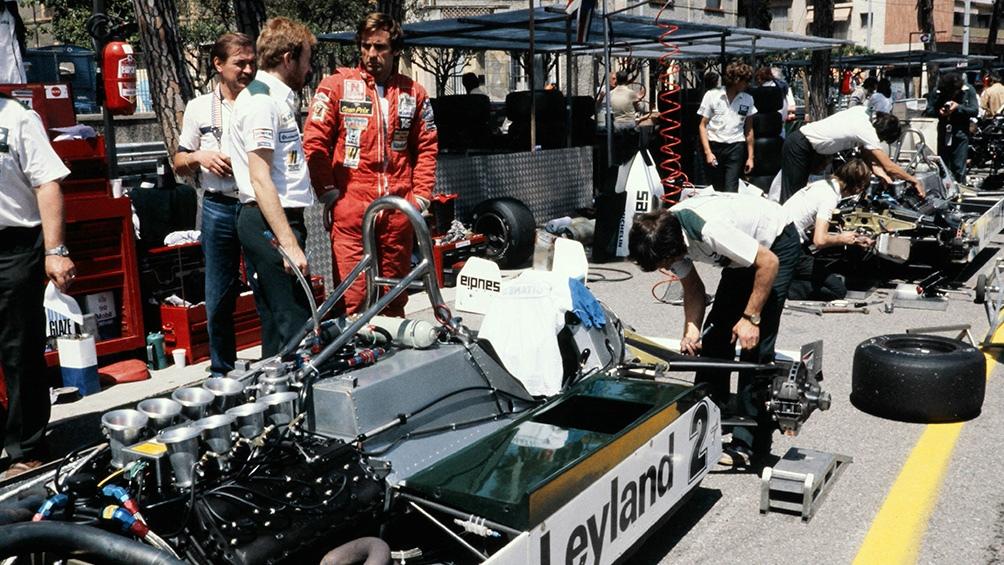 El 29 de marzo de 1981, Lole obtuvo uno de sus mejores triunfos. Fue el el autódromo carioca de Jacarepaguá, el día que ignoró las órdenes de su equipo. (AFP)