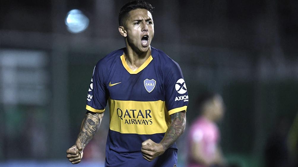 """En cuanto al reemplazante de Agustín Almendra, quien se lesionó el miércoles pasado en el amistoso contra Sarmiento de Junín el DT señaló que """"lo principal es que Almendra está bien""""."""