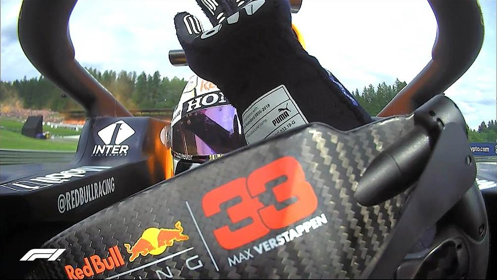 Max Verstappen, triunfo en el Sprint y pole position para el domingo.