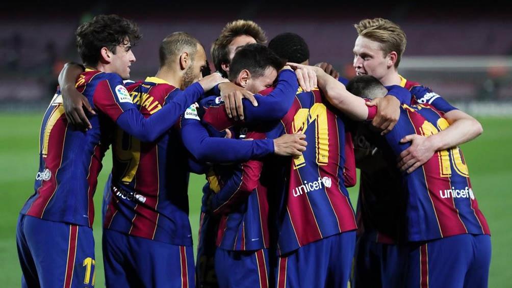 Barcelona logró una contundente victoria 3-0 sobre Juventus.
