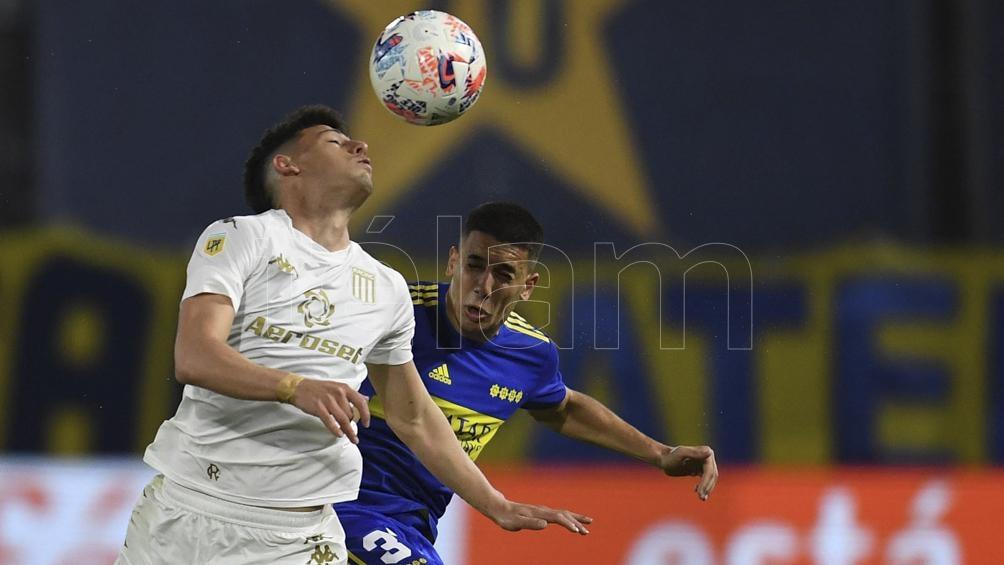 El partido se jugó en La Bombonera. Foto: Gens Fernando