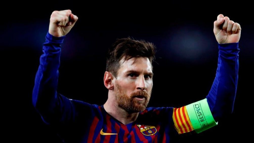 Messi dejó el Barcelona tras 17 temporadas.