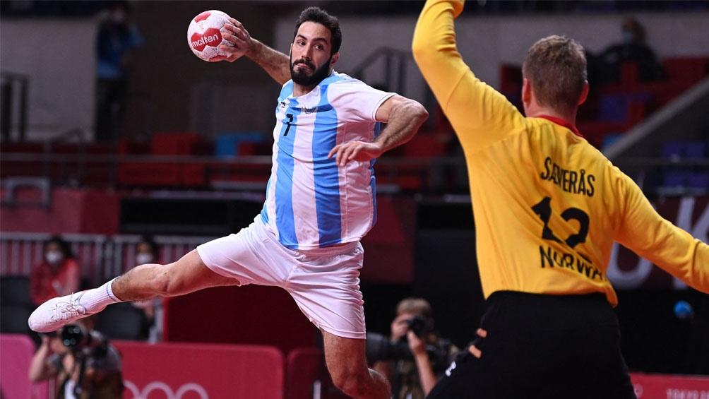 En Japón, Argentina terminó en el último puesto del Grupo A sin puntos tras caer consecutivamente con Francia (33-27), Alemania (33-25), Noruega (27-23), Brasil (25-23) y España por (36-27),
