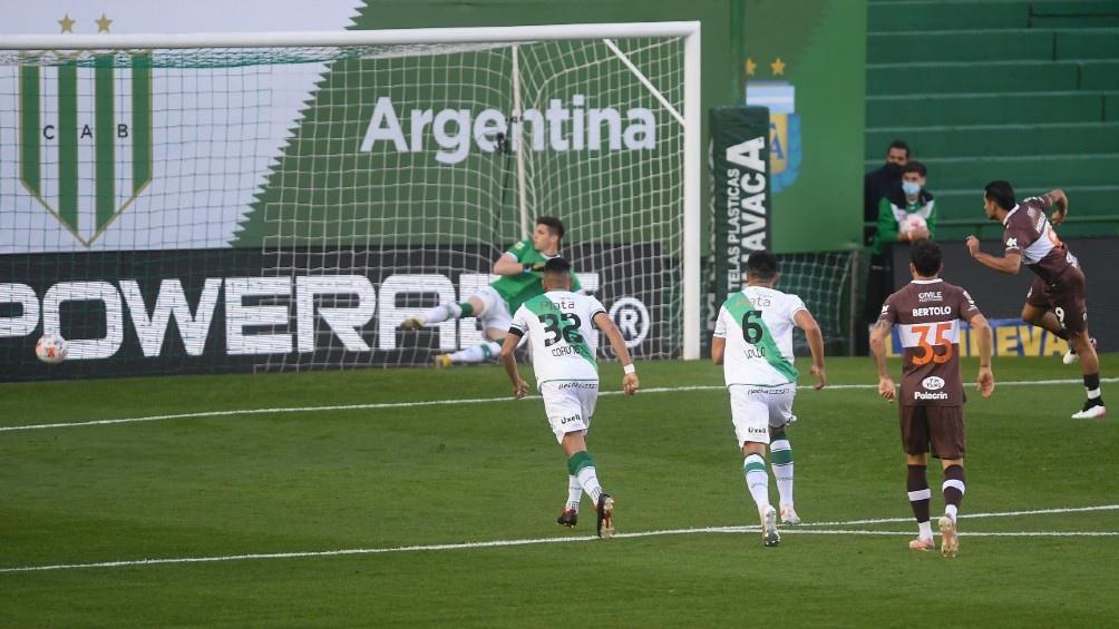Platense se reencontró con el éxito ante Banfield. Foto: Ramiro Gómez