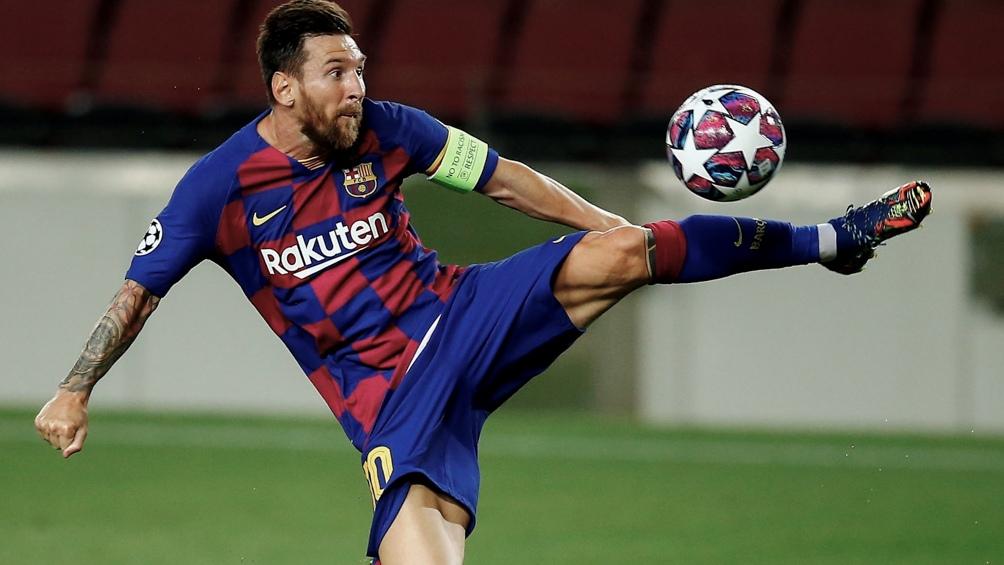 """""""Messi es esperado este domingo por la noche en París"""", afirman desde la prensa francesa."""