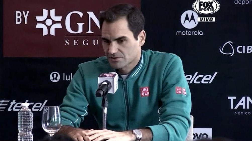 También está en duda la participación de Federer en el US Open, último Grand Slam del año, que comenzará el 30 de agosto.