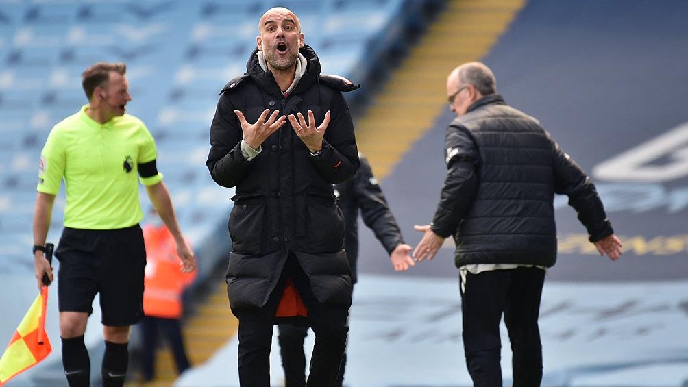 Guardiola quiere dirigir una selección cuando deje el Manchester City en 2023.