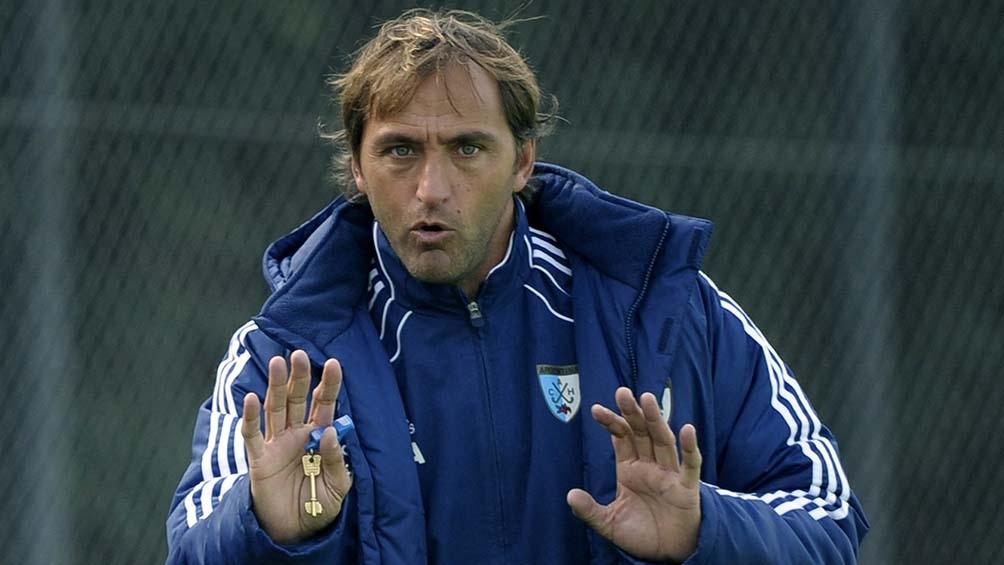 Carlos Retegui, el técnico que anunció su salida del banco de Los Leones luego de Tokio.