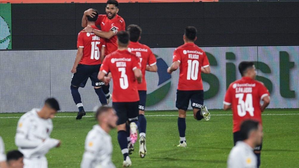 Independiente sigue de racha. Foto: Fernando Gens.