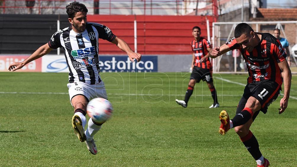 Patronato, una de las sorpresas del torneo. (Foto: Hernán Saravia)