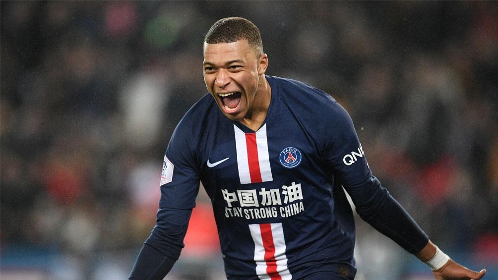 Mbappé mudaría su clase de París a Madrid.
