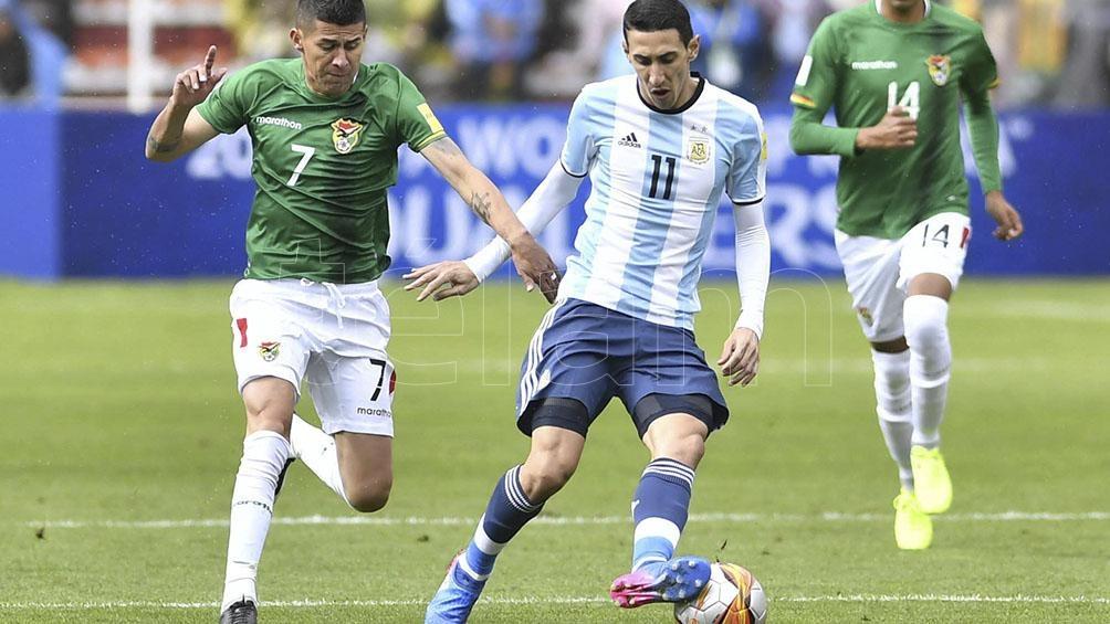 El 9 de septiembre en el partido entre Argentina y Bolivia se hará una prueba piloto.