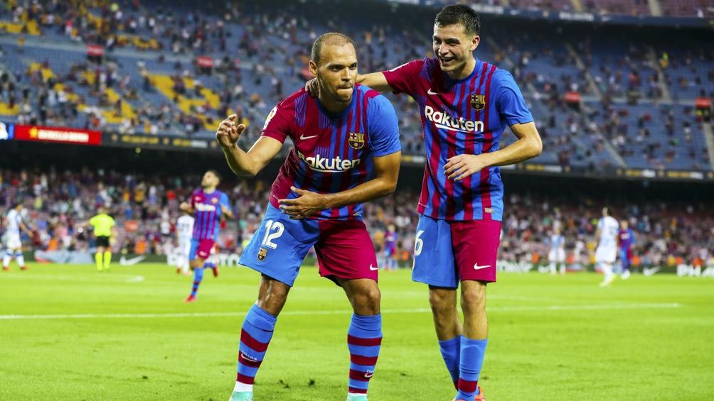 El equipo dirigido por Ronald Koeman debutó en el torneo con una victoria en la era post Messi.