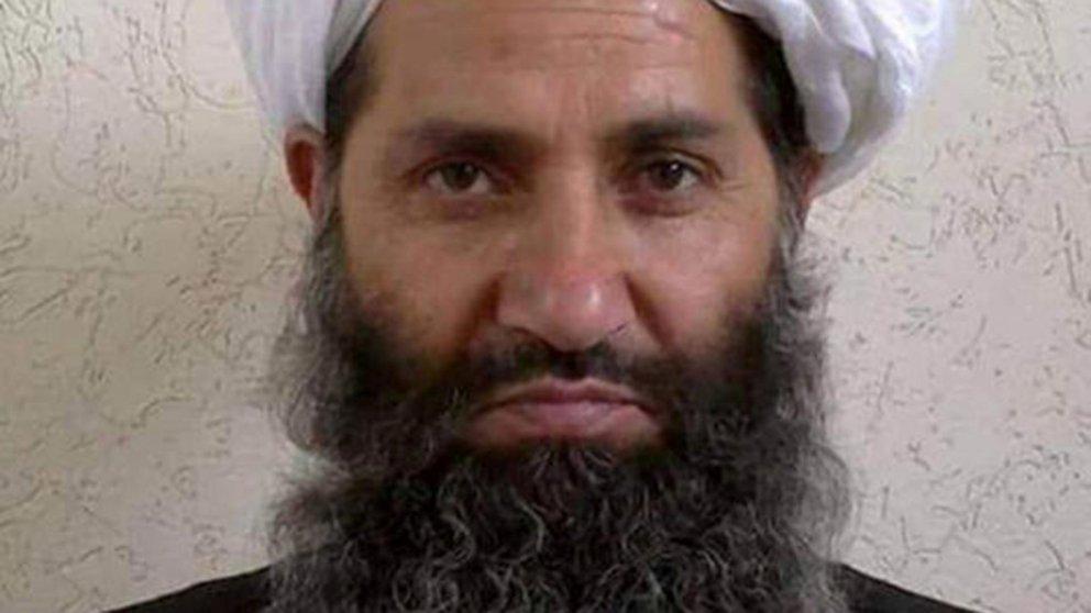 Haibatullah Akhundzada, la máxima autoridad del nuevo gobierno de Kabul