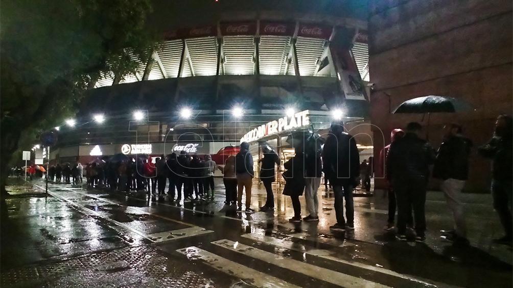 """El """"Monumental"""" recibirá una nueva edición del Superclásico, con público en las tribunas. Foto: Ramiro Gómez"""