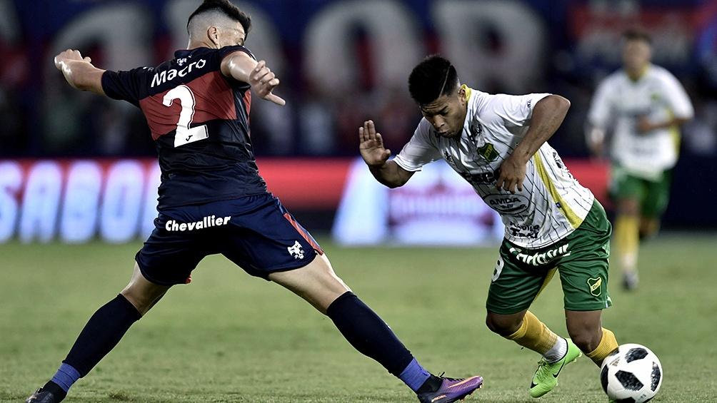 Tigre ganó la clasificación en los penales